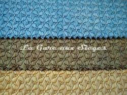 Tissu Lelièvre - Odéon - réf: 542 - Coloris: 07-08-09 - Voir en grand