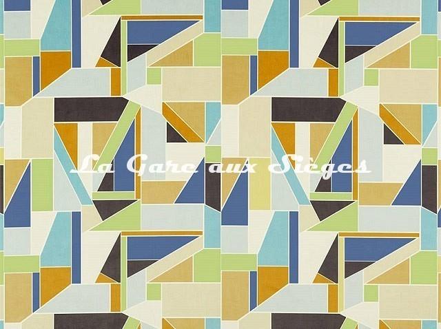 Tissu Scion - Beton - réf: 120788 Papaya - Voir en grand