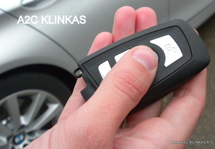 Remise de clé après achat d'un véhicule suite à une reprise - Voir en grand