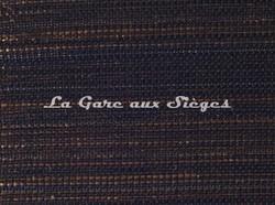 Tissu Le Crin - Longchamp - réf: C0408 - Coloris: 015 Ecorse - Voir en grand