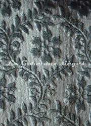 Tissu Chanée Ducrocq - Velours gaufré Castiglione - Coloris: 946 Nattier - Voir en grand