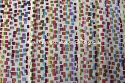 Tissu Deschemaker - Tétris - réf: 103966 - Multicolore - Voir en grand