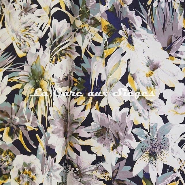 Tissu Jean Paul Gaultier - Hawaï - réf: 3496.03 Pastel - Voir en grand