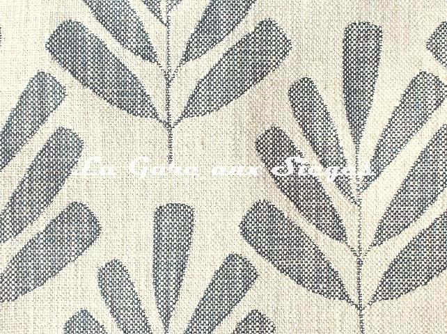 Tissu Scion - Poacea - réf: 132925 Indigo ( détail ) - Voir en grand