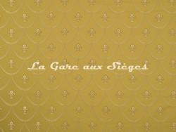 Tissu Casal - Keller - réf: 1818 - Coloris: 13 Jaune - Voir en grand