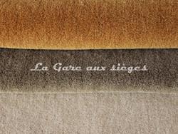 Tissu Chanée Ducrocq - Alpaga - Coloris: 2798 Cognac - 2805 Loutre - 2809 Dune