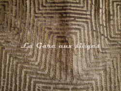 Tissu Nobilis - Plazza - réf: 10510 - Coloris: 29 Gris mercure - Voir en grand
