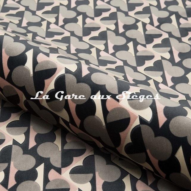 Tissu Nobilis - Velours Cerame - réf: 10751 - Coloris 10 - Voir en grand