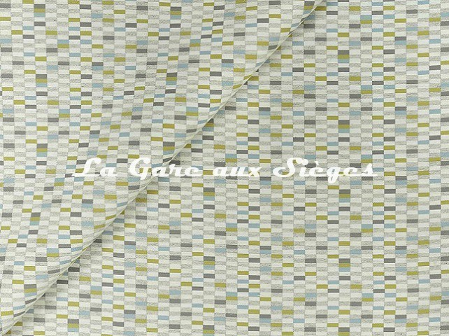 Tissu Jim Thompson - Tetris - réf: J2253/001 Spring - Voir en grand