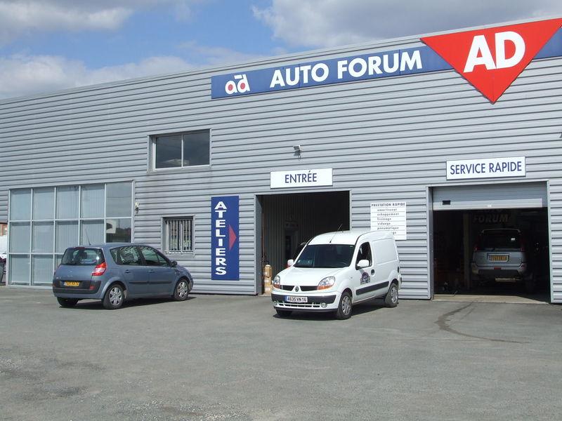 L 39 atelier autoforum for Garage peugeot ruffec