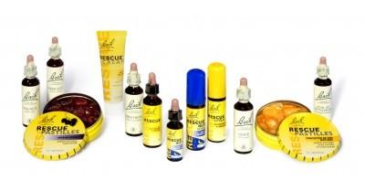 Fleurs de bach : RESCUE - Les produits de l'homéopathie & Fleurs de Bach - Pharmacie POUEY - Voir en grand