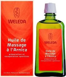 Weleda Huile de massage à l'arnica (grand format) - Les produits Weleda - Pharmacie POUEY - Voir en grand