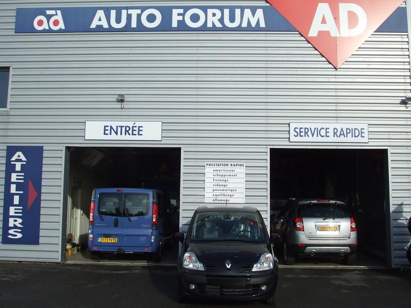 L 39 atelier autoforum for Horaire garage ad