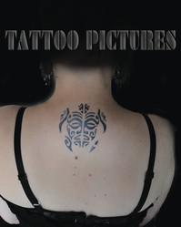 Tatouage éphémère féminin - TATOUAGES EPHEMERES - TATTOO PICTURES - Voir en grand