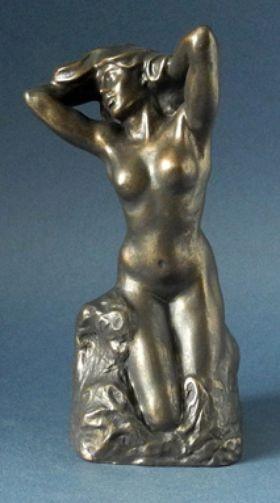 Figurine de Rodin - Toilette de Venus PM - FIGURINE DE COLLECTION ET PIECES DE MUSEE - ANTAN ET NEO - Voir en grand
