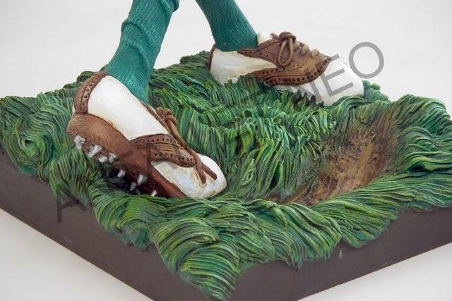 Le Golfeur PM 5 - Figurine Forchino - Antan et Néo.jpg - Voir en grand