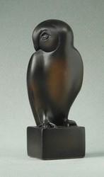 Figurine Pompon Pocket Art Grand Duc - Chouette - FIGURINE DE COLLECTION ET PIECES DE MUSEE - ANTAN ET NEO - Voir en grand