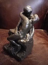 Rodin Le Baiser - Antan et Néo (5).JPG - Voir en grand