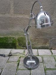 Lampe de Table Industrielle Signature LAMPIND10 - Antan et Néo - Brive - Voir en grand