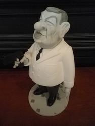 Figurine Les Tontons Flingueurs - John - FIGURINE DE COLLECTION ET PIECES DE MUSEE - ANTAN ET NEO - Voir en grand