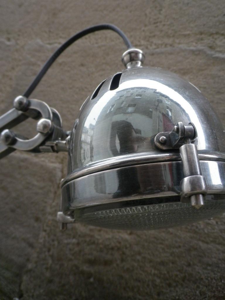 lampe de table industrielle signature lampind10 antan et n o brive antan et neo. Black Bedroom Furniture Sets. Home Design Ideas