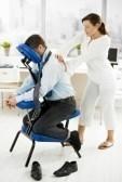 Shiatsu chaise entreprise - Santé & Bien Etre Brive - Sylvie Richard - Voir en grand