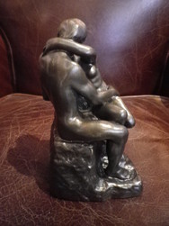 Rodin Le Baiser - Antan et Néo (4).JPG - Voir en grand