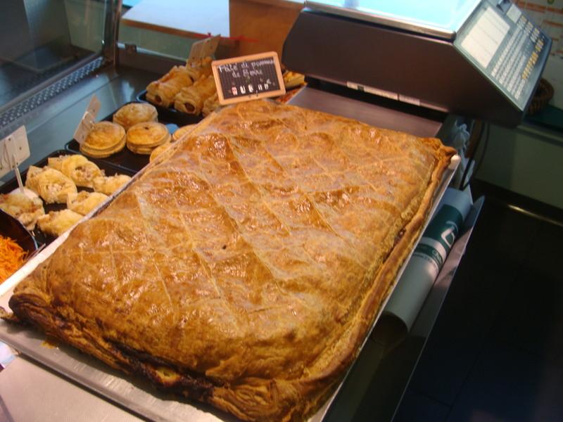 Le pâté de pommes de terre - Voir en grand