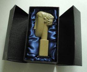 "Figurine ART POCKET Amedeo Modigliani ""Tête"" - FIGURINE DE COLLECTION ET PIECES DE MUSEE - ANTAN ET NEO - Voir en grand"