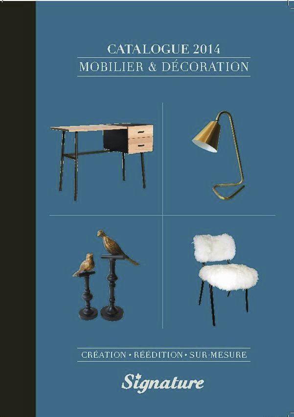 Catalogue Signature 2014 - Catalogue Signature Mobilier sur mesure - ANTAN ET NEO - Voir en grand