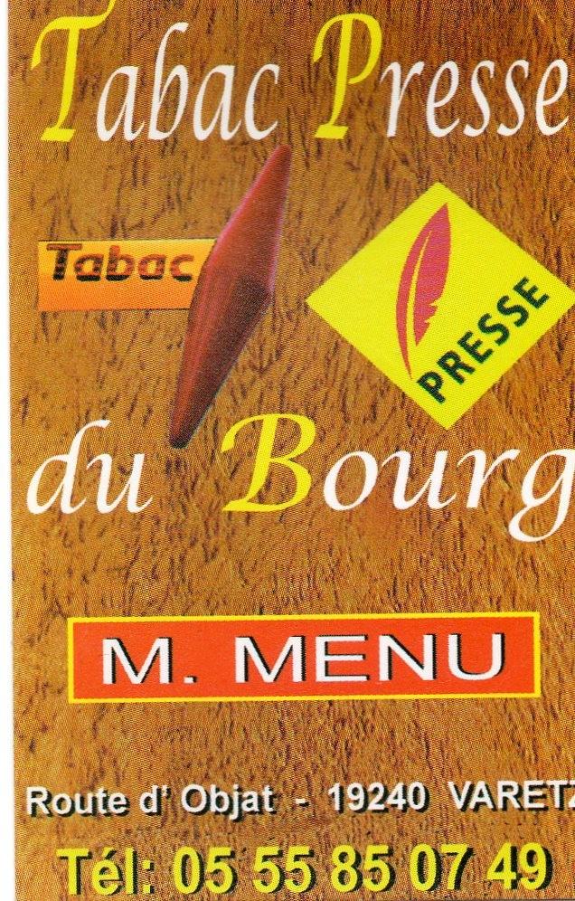 Tabac - Presse -  - Tabac Presse du Bourg - Voir en grand