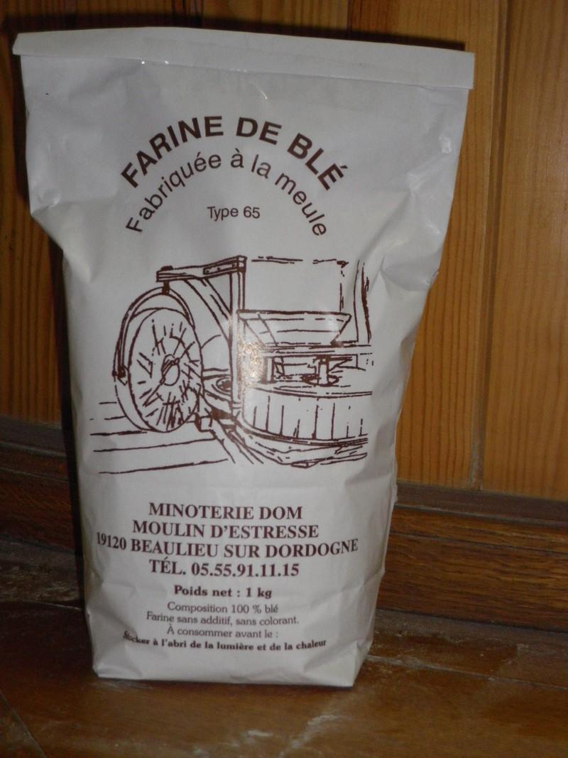 farine de seigle t90 à la meule - farines - MINOTERIE DOM - Voir en grand