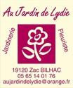 AU JARDIN DE LYDIE