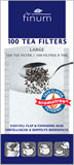 FILTRES A THE PAPIER POUR MUG(TAILLE LARGE)BOITE DE 100 - Filtres a the Papier - CALISA :  vente  thés,cafés et infusions - Voir en grand