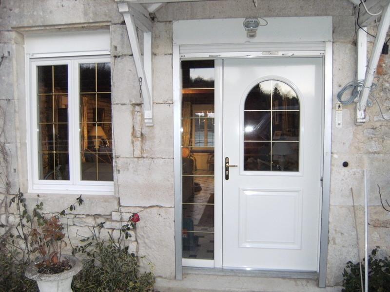 porte et fenêtre pvc - Voir en grand