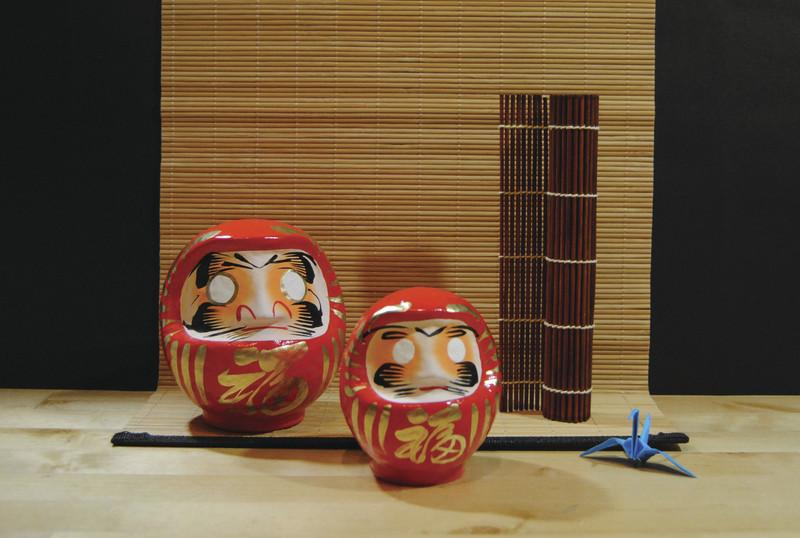 Daruma  - Compotoir du Japon - Voir en grand