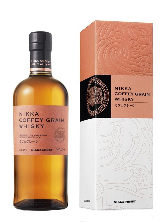 Nikka Coffey Grain Whiskies & Spirits - Voir en grand