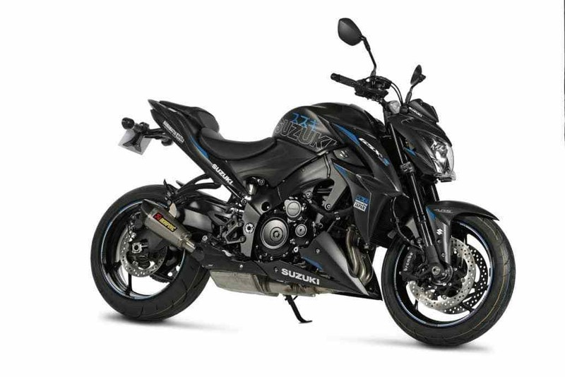 SUZUKI GSX 1000 TEAM ANGEL'S MOTOS DIJON CHENOVE - Voir en grand