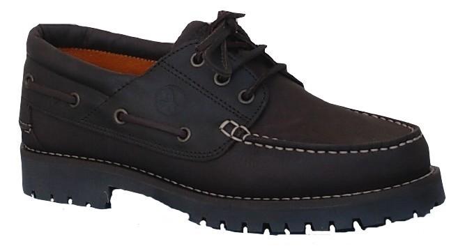 Chaussures bateau Aigle - TARMAC - Chaussures de ville homme - CHAUSSURES ROBUST - Voir en grand