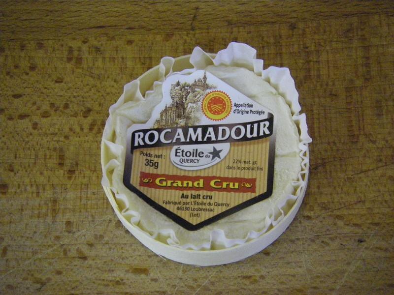 Rocamadour Au Gas Normand - Voir en grand