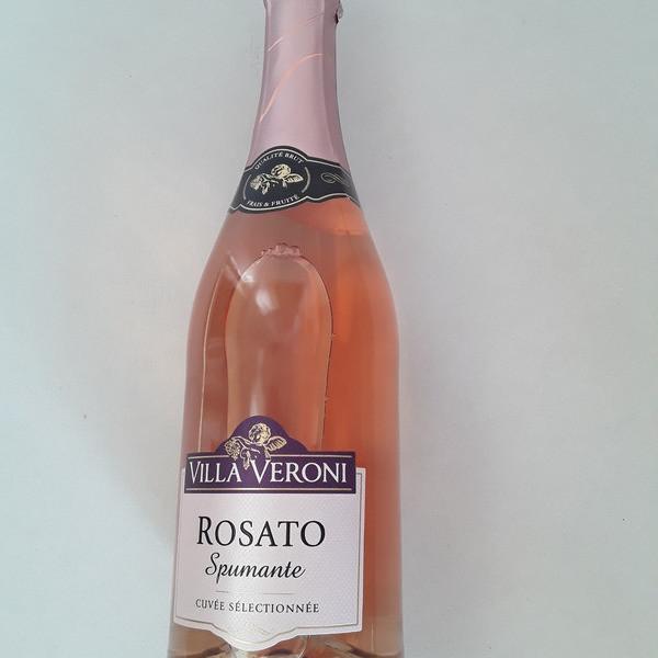BOUTEILLE 75 CL MOUSSEUX ROSE SPUMANTE - VINS PETILLANTS - OMIPASSI 21 - Voir en grand