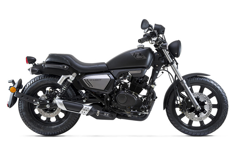 KEEWAY (BENELLI) 125 K.LIGHT ANGEL'S MOTOS DIJON CHENOVE - Voir en grand
