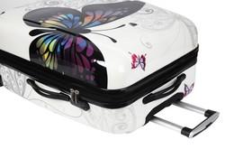 valise Madisson papillons PETIT ROYAUME DIJON - Voir en grand