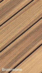 lame fiberon Paramount couleur brownstone - Voir en grand