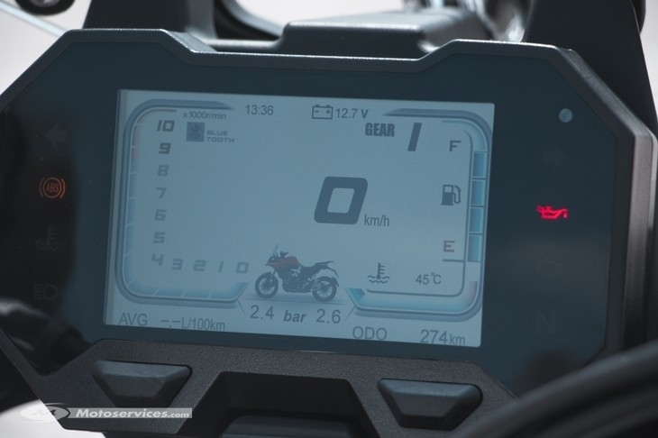 VOGE 500 DS ANGEL'S MOTOS DIJON CHENOVE 21 - Voir en grand