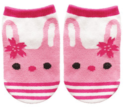 Chaussettes bébé lapin