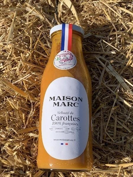 Velouté-Carottes-Maison-Marc-Fruirouge-et-Cie - Voir en grand