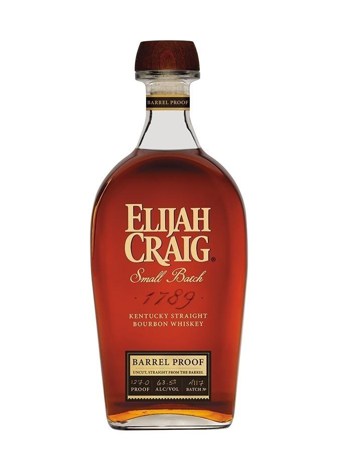 Elijah Craig 12 Whiskies & Spirits - Voir en grand