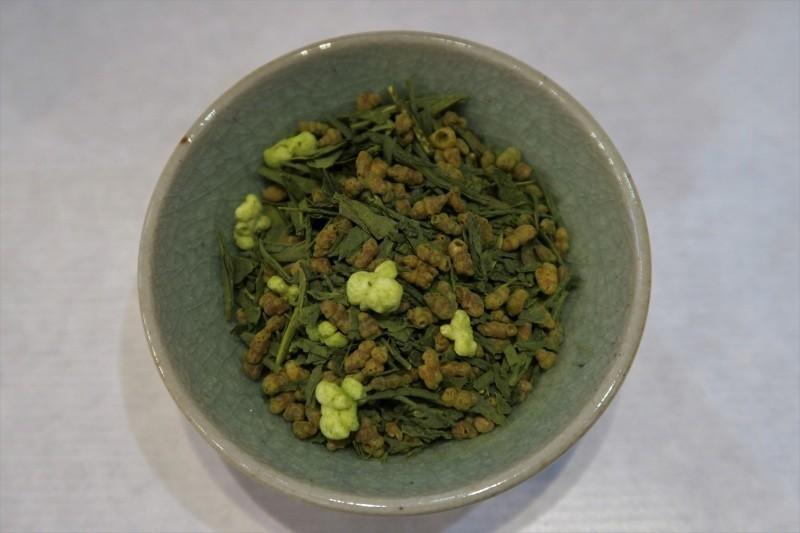 Thé des vertes rizières (macha iri genmaïcha) - Comptoir du Japon - Voir en grand