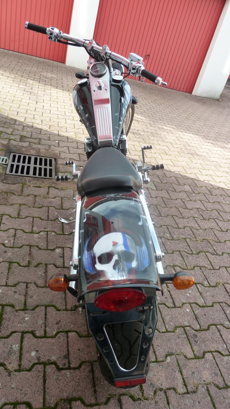 Régal Raptor ou Léonart 350 speeder ANGEL4S MOTOS DIJON 21 - Voir en grand